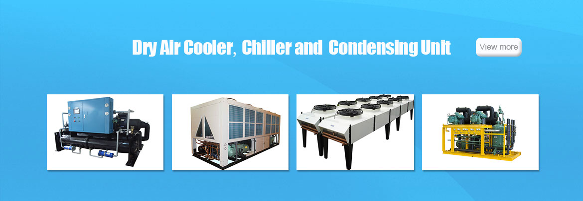 Condenser,Evaporator,Heat Exchanger Manufacturer & Supplier from China