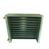 Freezer Unit Evaporator