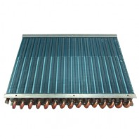 Copper Tube Aluminum Fin Heat Exchanger