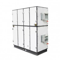 high efficiency air handling unit