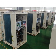 Small industrial chillers units