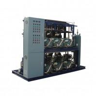 Parallel condensing unit