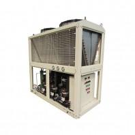 Scroll compressor parallel unit