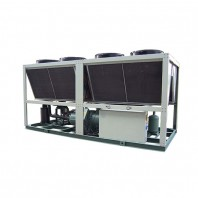Marine air cooled chiller unit