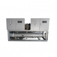 Best quality water cooled marine chiller