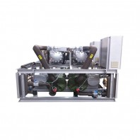 Marine Water Cooled Chiller