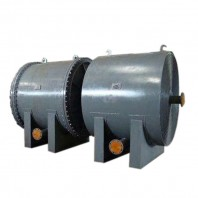 Separable Spiral Plate Heat Exchanger