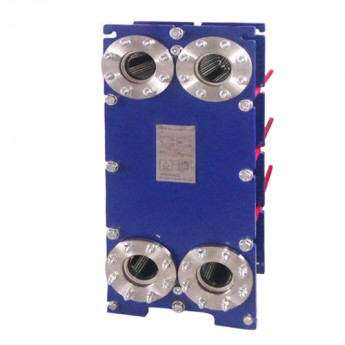 Grasket Plate Heat Exchanger