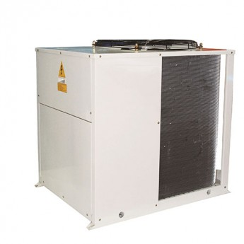 Industrial air and Water cooled water chiller supplier