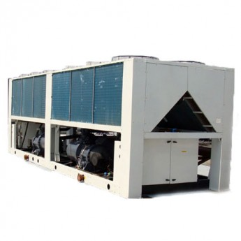 Air cooled water chiller manufacturer