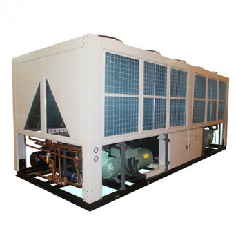 Screw strong air cooled chiller