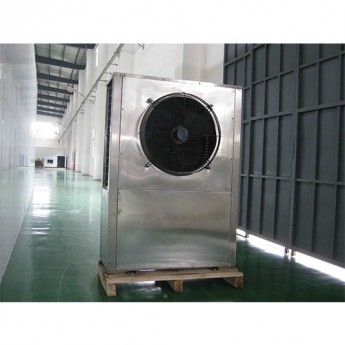 Small air cooled chiller