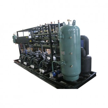 Reciprocating refrigeration compressors piston compressor parallel unit
