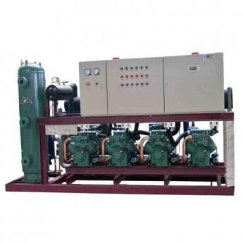 Parallel Reciprocating Compressor Unit
