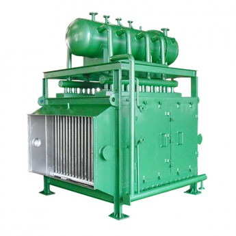 Low temperature heat recovery equipment