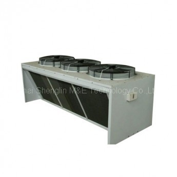 Industrial air dry cooler