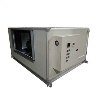 HVAC system air handing unit