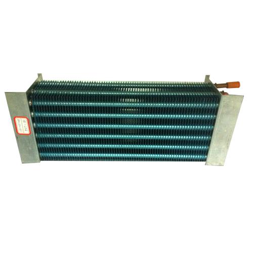 copper tube aluminum fin evaporator