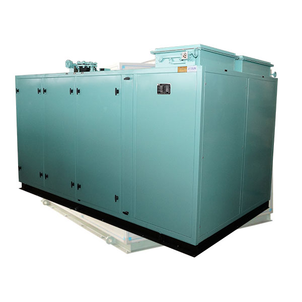 Marine water cooled Screw Chiller